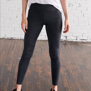 Express Brushstroke legging
